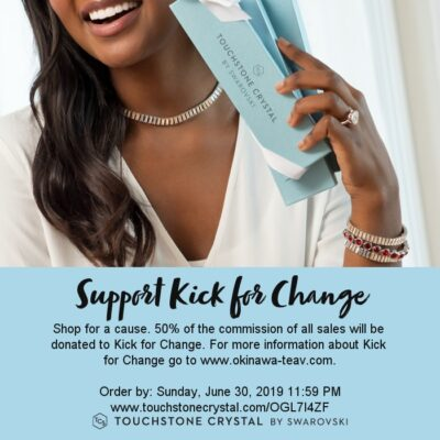 Support Kick for Change!